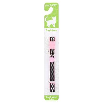 SimplyCat Cat Collar - Polka Dot