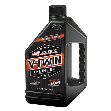 Maxima Oil V-twin 60wt Quart 30-08901