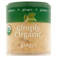 Frontier Co-op Simply Organic Ginger, 0.42 oz