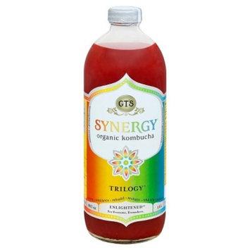 GT's Synergy Triology Organic Kombucha 48oz