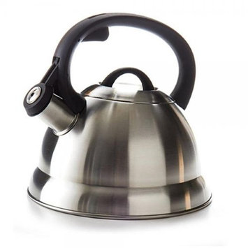 Select Home Brushed Stainless Steel Tea Kettle - 2.5Qt. , Brushed Stainless