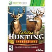 Activision, Inc. Activision Cabela's Hunting Expedition Xbox 360 76942