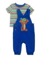 Disney Outfit Infant Boys T is For Tigger Jumper & Shirt Set Newborn