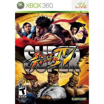 Capcom USA Super Street Fighter IV (Xbox 360)
