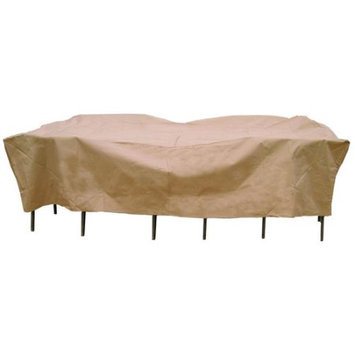 SURE FIT Rectangle Table and Chair Set Cover