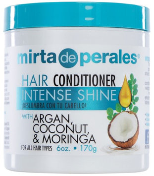 Mirta De Perales Hair Conditioner Intense Shine with Argan & Coconut 6oz