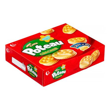 CROWN Cheese Sandwich Cracker 368g
