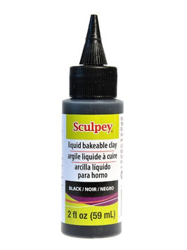 Sculpey Liquid clear, 2 oz. bottle [pack of 2]