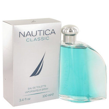 Nautica Classic Cologne For Men By Nautica