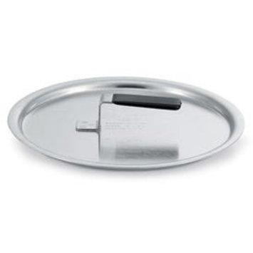 Vollrath Wear Ever 67533 Flat Aluminum Pot / Pan Cover with Torogard Handle 13 9/16