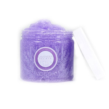 Voesh Spa System Voesh Lavender Relieve Sea Salt with Lavender Extract 18oz