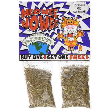 Digpets SCPMW1 Meowee Wowee - Super Strong Organic Catnip