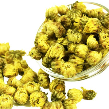 Chinese Tea Culture Chrysanthemum Tea - Tai Ju - Chinese Tea - Herbal - Flower Tea - Decaffeinated - Tea - Loose Tea - Loose Leaf Tea - 3oz