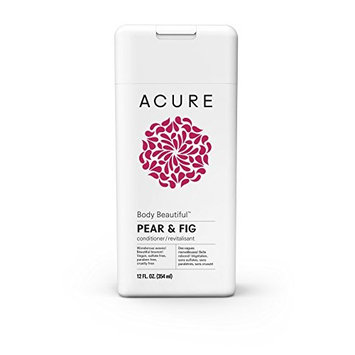 ACURE Body Beautiful Conditioner, Pear, 12 Fl. Oz. (Packaging May Vary)