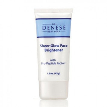 Sheer Glow Face Brightener with Pro Peptide Factor