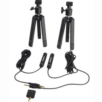 OLYMPUS ME30W 2-Channel Professional Microphone Kit