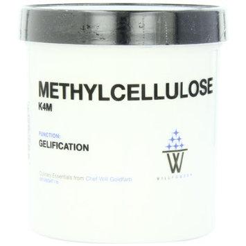WillPowder Methylcellulose K4M, 1 Pound