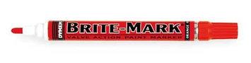 Dykem Valve Action Paint Marker (Brite Mark(R) 916, Orange). Model: 84005