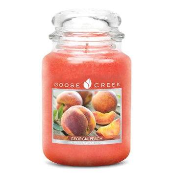Goose Creek 10-Ounce Apples and Spice Square American Heirloom Candle