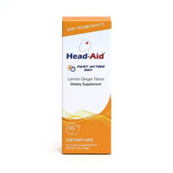 Merical, Inc. HeadAid Fast Acting Day - Lemon Ginger