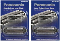 Panasonic WES9013PC Replacement Blade & Foil For Shaver Models ( 2 Pack )