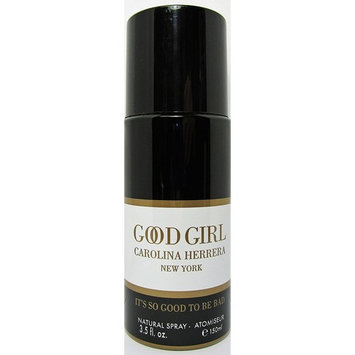 Carolina Herrera Good Girl Perfumed Deodorant Spray For Women 3.5 Oz Limited Edition Brand New Item