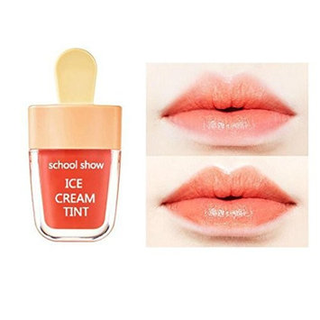 Lookatool Waterproof Long-lasting Moisturizing Ice Cream Liquid Lipstick Lip Gloss Women's Beauty