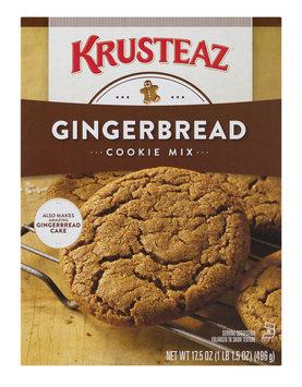 Krusteaz Cookie Mix Gingerbead