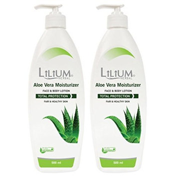 Lilium Body Lotion Alovera