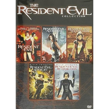 Alliance Entertainment Llc Resident Evil / Resident Evil: Afterlife (dvd) (3 Disc)