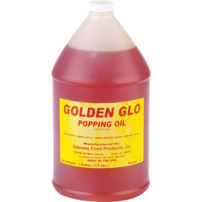 Gold Medal Products Company Corn Popping Oil - Pack of 4