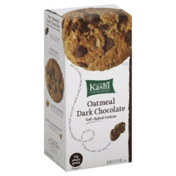 Kashi Tlc Oatmeal Dark Chocolate Cookies 8.5 Oz (Pack of 6)