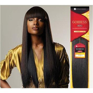 Goddess Remi Human Hair Weave Sensationnel Original Yaki 10
