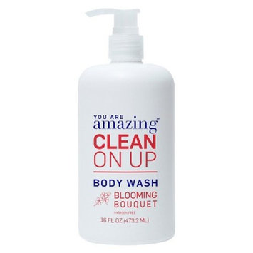 you are AMAZING blooming bouquet body wash 16 oz