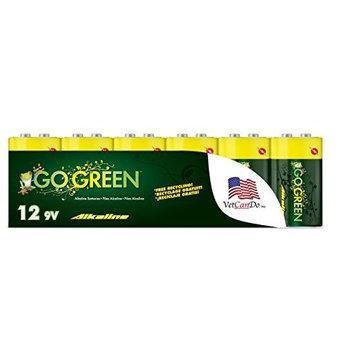 GoGreen Power 24015 Alkaline 9V 12pk