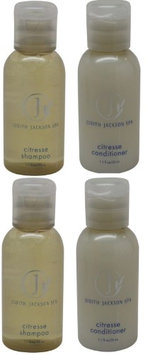 Judith Jackson Spa Citresse Conditioner and Shampoo Lot of 4 (2 of Each) 1.1oz