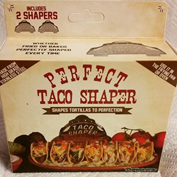 The Shellminator 2 Piece Perfect Taco Shapers