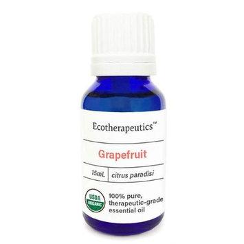 Ecotherapeutics 684981 15 ml Grapefruit Oil Organic - Case of 48