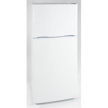 Avanti FF116D0W 11.5 Cu. Ft. White Top Freezer Refrigerator - Energy Star