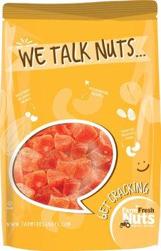 Farm Fresh Nuts Dried Papayas (4 LB Spears)