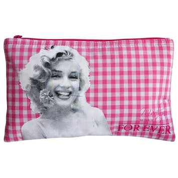 Marilyn Monroe cosmetic bag