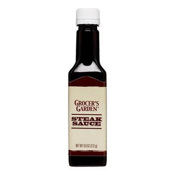 Grocer's Garden Steak Sauce, 9.6 Oz