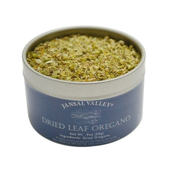 Jansal Valley Dried Leaf Oregano, .9 Ounce