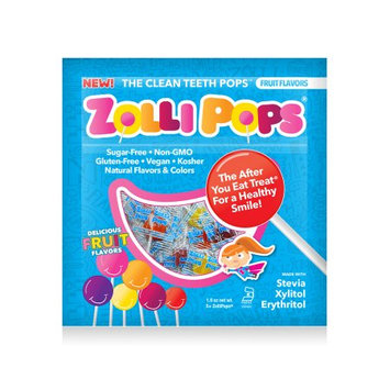 Zollipops, Assorted Flavors, 5 Ct