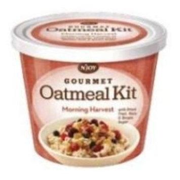 Njoy Morning Harvest Gourmet Oatmeal Kit, 3.08 Ounce - 24 per case.