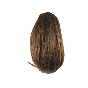 Weixinbuy Women Clip In Ponytail Pony Tail Hair Extension Claw On Hairpiece #D