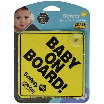 Jool Baby Products BOB-102 Safety 1st Baby on Board - Pack of 2