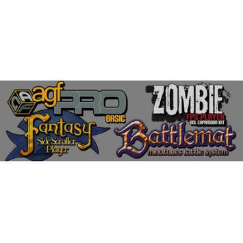 Axis Game Factory 44668 Agfpro+Zombie+Fantasy+Battlemat Esd