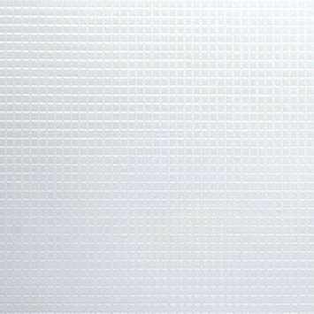 Buy Decorative Film BDF 1SQE Window Film Square Embossed non Adhesive Static Cling by BuyDecorativeFilm