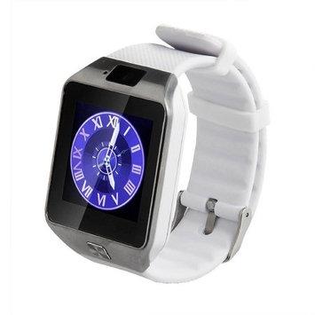 TechComm DZ09 Bluetooth Smartwatch - White